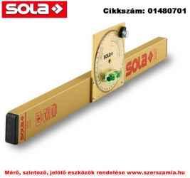Dőlésmérő APN 60 T táskával SOLA