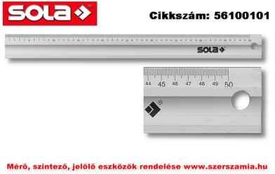 Skála LAB 500 Hossz 500mm SOLA