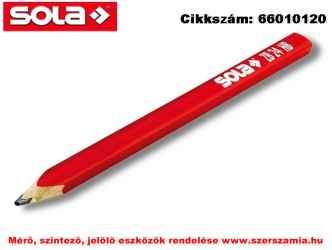Ácsceruza ZB24 fára, papírra, kartonra - 24cm SOLA