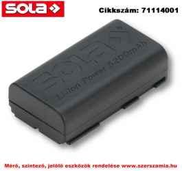 Li-Ion-Akku 5.2 SOLA