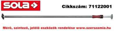 Befogó állvány KLST Munkaterület 155-300cm plusz 120cm hosszabbítási lehetőség SOLA
