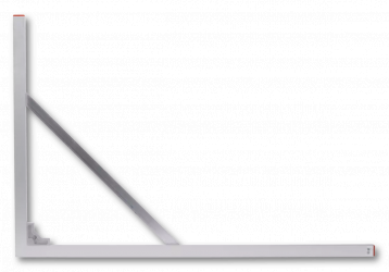Építőipari derékszög BWW 150x100 cm SOLA