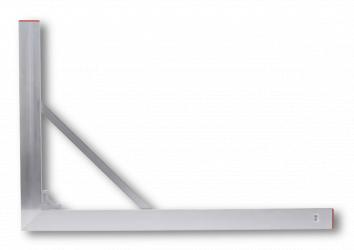 Építőipari derékszög BWS 150x100 cm SOLA