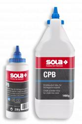 Kréta por CPB 1400 kék, 1400 g flakonban SOLA