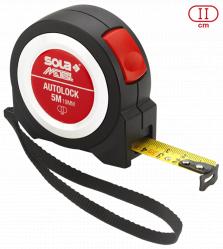 Mérőszalag 19 mm Autolock 5m EK-osztály 2 SOLA