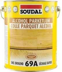 69A Alkoholos Parkettaragasztó (UN1133 adhesives), 3, III (E) 13kg