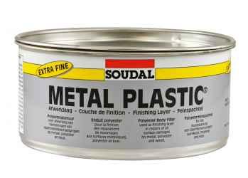 Metal Plastic Extra Fine White 30035 autó gitt 2kg