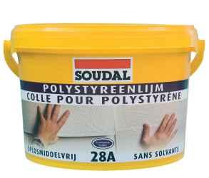 28A Polystyrol bevonat ragasztó 5kg