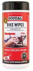 CR Kerékpár törlőkendő 50db