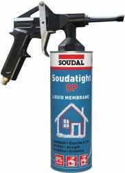 SOUDATIGHT SP GUN BLACK tető fal 1kg