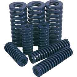 Présrugó - közepes teherbírású kék 20 x 25mm