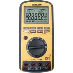 Automatikus méréshatárváltós digitális multiméter 178 x 65 x 255mm DAM100