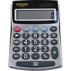 Asztali számológép 12 számjegyes LCD 98x137 mm DCS012