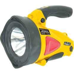 Szuper fényes LED-es újratölthető spotlámpa ELRS001