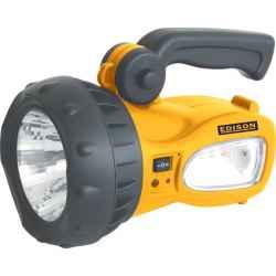 LED-es újratölthető spotlámpa