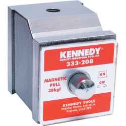 Mérőóra állvány kompakt 4 mágneses 273mm