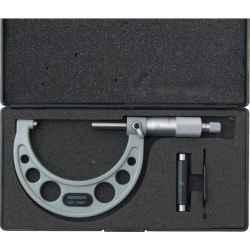 Mikrométer külső zománcbevonatú kerettel 50-75mm