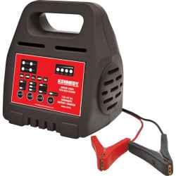 Automatikus akkumulátortöltő 8A