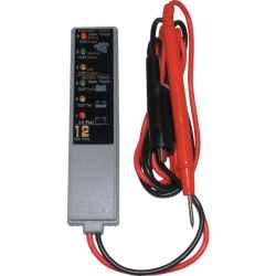 Akkumulátor és generátor mérőműszer 12V