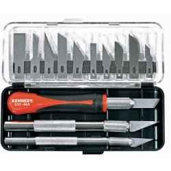 Precíziós kés készlet (16 db-os)