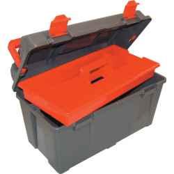 Szerszámdoboz szállító tálcával 445 x 240 x 220mm TTT445