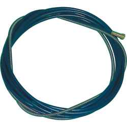 Vezetőkábel MIG/MAG pisztolyokhoz kék 3m/0,6-0,9mm 124.0011