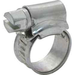 Tömlőbilincs 8-12 mm 0 horganyzott acél DIN 3017 100db/csomag