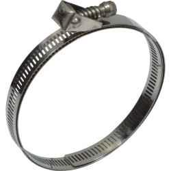 Csőszorító bilincs gyors oldású 25-101mm rozsdamentes acél 100db/csomag