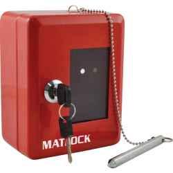 Elektronikus kulcstartó szekrény 300x100x365 mm