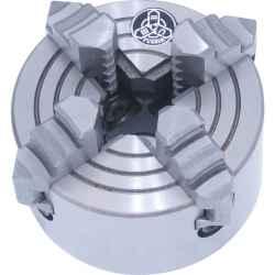 Mini eszterga tartozék (4 pofás tokmány) 10010