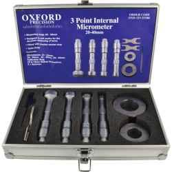 3 pontos furatmikrométer készlet 20-40mm