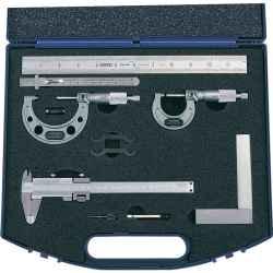 Precíziós mérőeszköz készlet 10 db-os