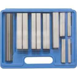 Párhuzamhasáb készlet GP102 acél 16 db-os