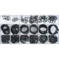 Külső seeger gyűrűk (300 darabos)