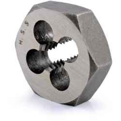 Hatszög alakú menetmetsző BSF 3/8col x 20 0,92 x 3/8col HSS