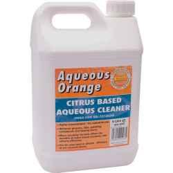 Citrus alapú vizes zsírtalanító Aqueous orange 5l