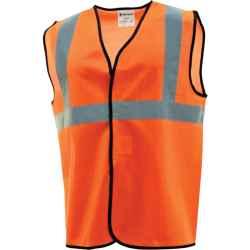 Hi-Vis mellény 1bb & ben471 narancssárga XL
