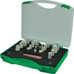 Csapos polírozófilc készlet 21 db-os