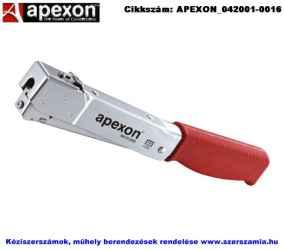 APEXON tűzőkalapács 6-10mm lapos kapcsos AH-313HD