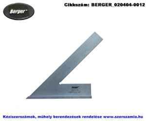 BERGER talpas szögellenőrző 45fok 150x100mm