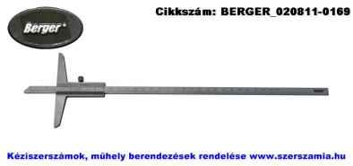 BERGER mélységmérő 300/0,02mm