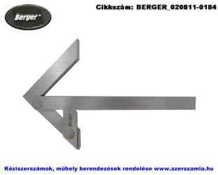 BERGER központkereső 100x70mm