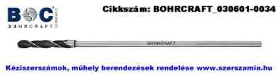 BOHRCRAFT gerendafúró zsaluzat fúró d6,0x400/70xS5,0
