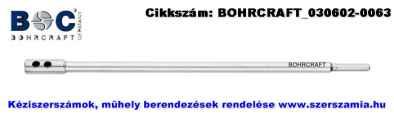BOHRCRAFT hosszabbítószár fafúrókhoz 7,0/14,0x300xSW1/4col