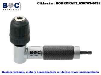 BOHRCRAFT sarokfúró feltét PRO-100 d1,0-10mm