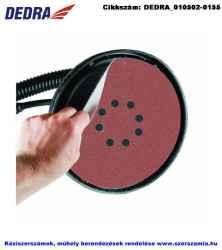 DEDRA tépőzáras csiszolólap 8 lyukas d225/A80 DED7749A1 5db