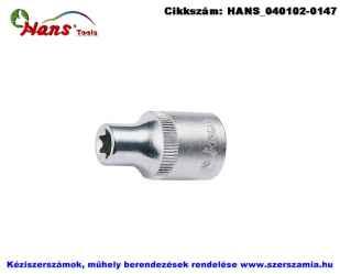 HANS 3/8 col E-STAR dugókulcsfej E18 3410E18