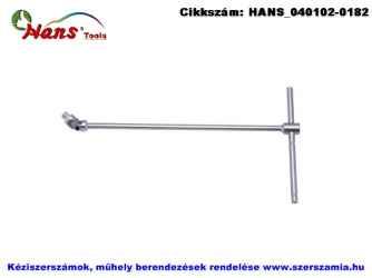 HANS T hajtószár, kardáncsuklós 3/8 col 500mm 10386-20