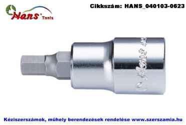 HANS 1/2 col imbusz bit-dugókulcsfej SW4 4026M04