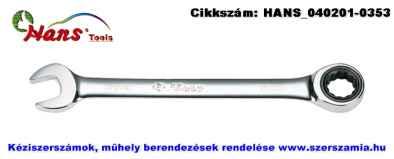 HANS racsnis csillag-villás kulcs 6mm 1165M06